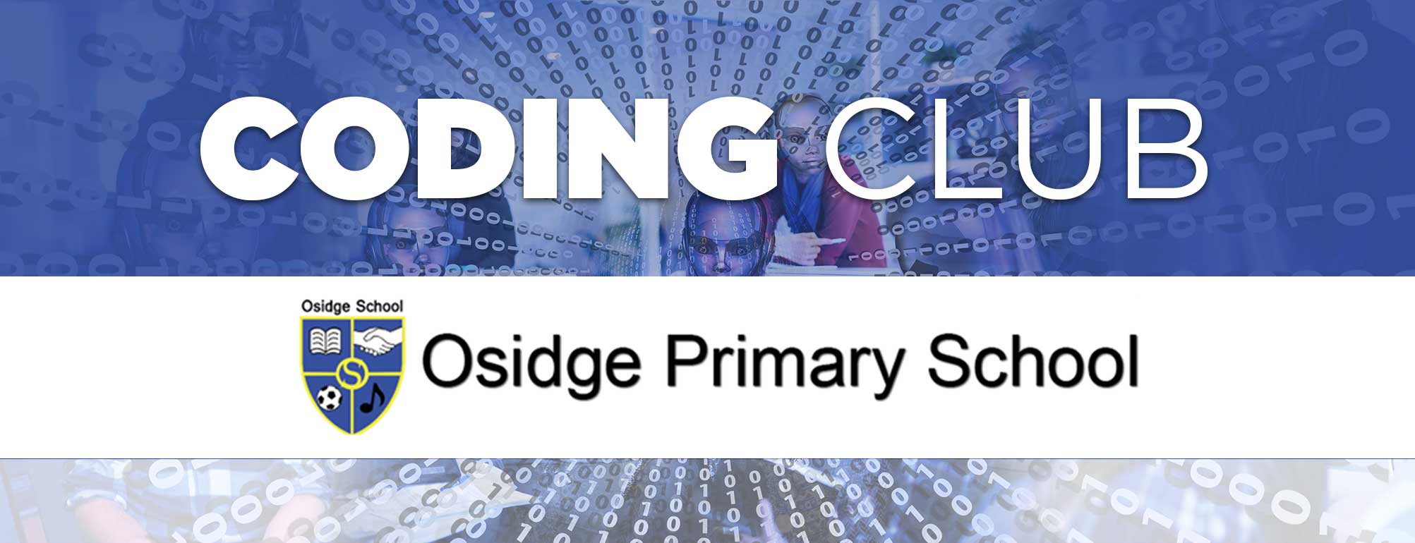 Coding Club - Osidge Primary School - April to July 2018
