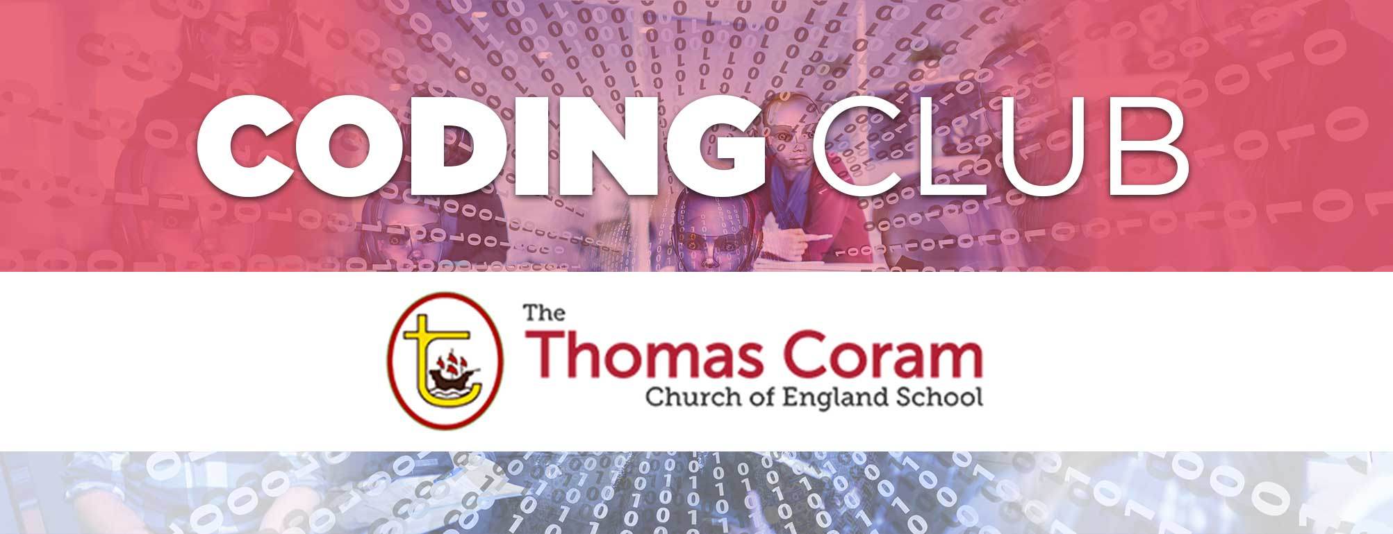 Coding Club - Thomas Coram - April to July 2018