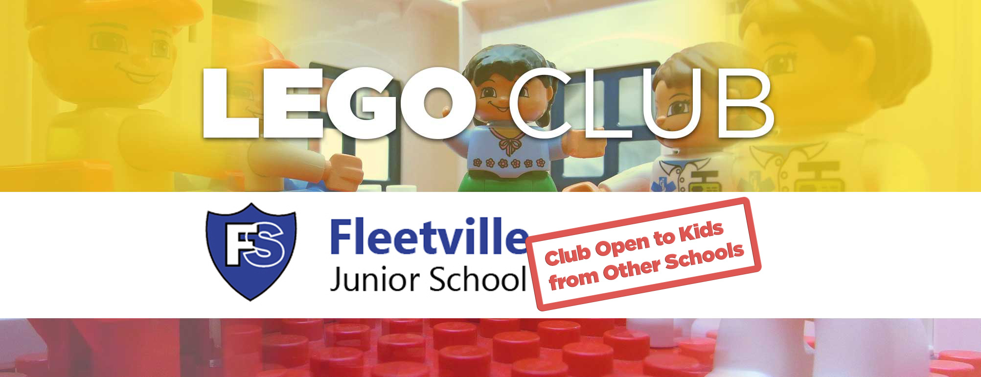 Lego Engineering Club - April to July 2018